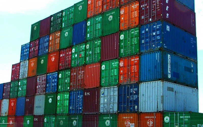 Fess   Types and sizes of containers